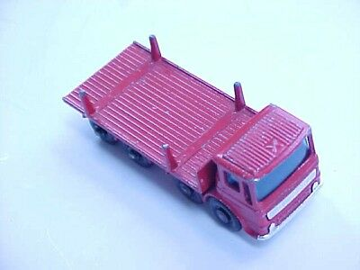 Vintage 1970's MATCHBOX LESNEY # 10 PIPE TRUCK