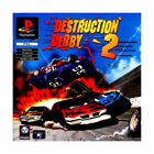 Destruction Derby 2 (Sony PlayStation 1, 1996) - US Version