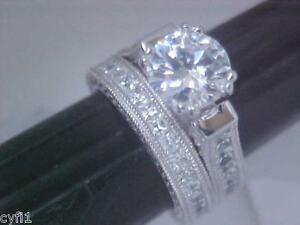 Sterling-Silver-925-CZ-Engagement-Wedding-Ring-Set-5-9