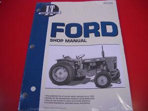 FORD-I-T-SHOP-SERVICE-MANUAL-DEXTA-MAJOR-8000-8600-9000-9700-TW10-TW30-FO201