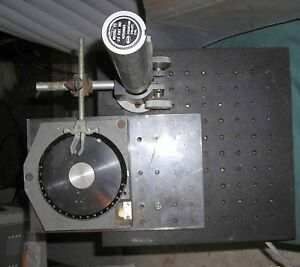 Precision-rotary-indexing-stage-assembly-cnc-lab-etc