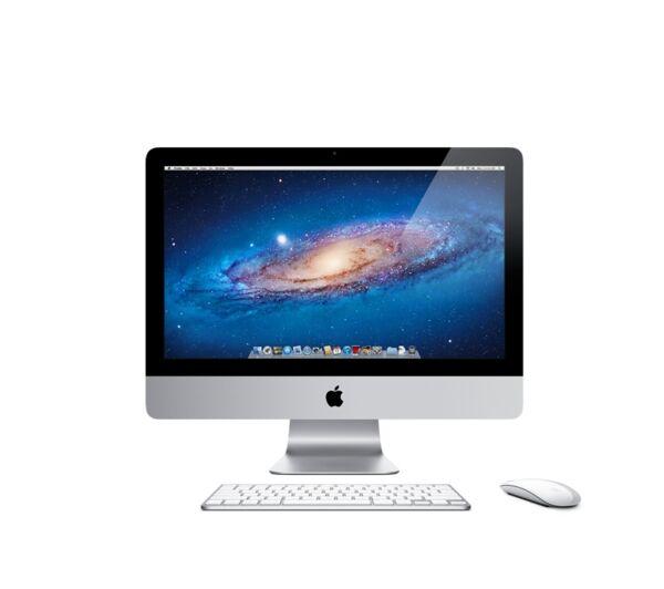 "Apple iMac A1224 20"" Desktop - MC015LL/B (April, 2009 ...  Apple iMac A122..."