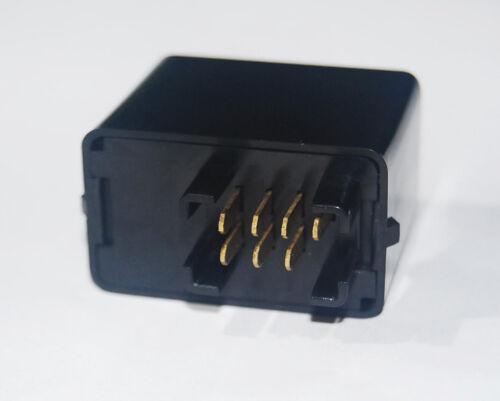 Suzuki Flasher Relay LED GSXR Bandit 7 pin turn signal hayabusa R drz400 drz 400