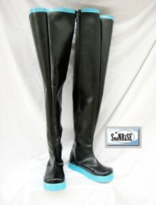 Vocaloid-Cosplay-Shoes-Boots-Hatsune-Miku-H017-VO001