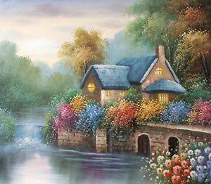 Oil Painting Hobby