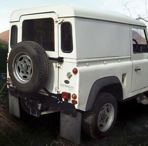 Land-Rover-Serie-3-hardtopsonly-swingaway-RUEDA-Soporte-BA-132