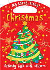 My Carry-along Christmas: Activity Book with Stickers by Jocelyn Miller (Paperback, 2011)