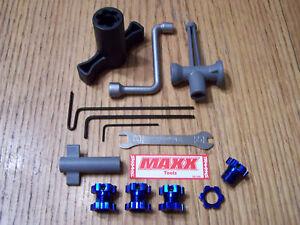Traxxas-E-maxx-17mm-Wheel-Hub-Hex-Nut-Wrench-Tool-Kit-E-revo-Hexes-Summit-T-maxx