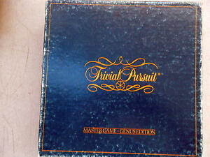 Used-Trivial-Pursuit-SEE-CHOICES-Genuis-Young-adult-MasterSet