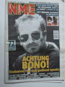 BONO-U2-MANICS-SLEEPER-NME-Oct-21-1995