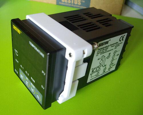 AC 100-240V Dual  Digital PID Temperature controller 2R thermostat