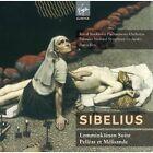 Jean Sibelius - Sibelius: Lemminkäinen Suite; Pelléas et Mélisande (2008)
