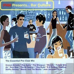 VARIOUS ARTISTS FHM Presents Bar Culture   DOUBLE CD ALBUM    NEW - NOT SEALED