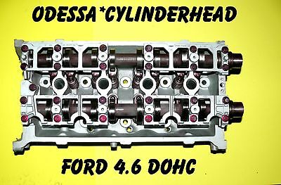 FORD COBRA MUSTANG  Lincoln Mark 4.6 DOHC CYLINDER HEAD REBUILT