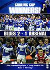 Birmingham City - Carling Cup Final 2011 - Birmingham City 2 Arsenal 1 (DVD, 2011)