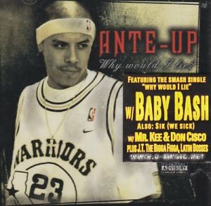 ANTE-UP-WHAT-WOULD-I-LIE-CD-2004