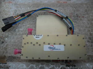 TERRASAT-Microwave-ED-0278-4-Power-Amplifier-Transmitter-6-4-7-1GHz-6W-RF