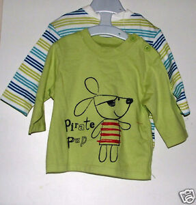 PACK-2-LONG-SLEEVED-T-SHIRTS-PIRATE-PUP-0-3-MONTHS