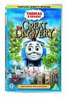 Thomas And Friends - The Great Discovery (DVD, 2008)