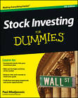 Stock Investing For Dummies by Paul Mladjenovic (Paperback, 2013)