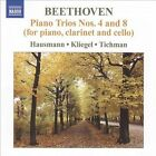 Ludwig van Beethoven - Beethoven: Piano Trios Nos. 4 & 8 (for Piano, Clarinet and Cello, 2010)