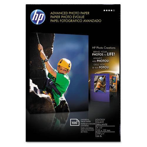 HP Advanced Photo Paper Glossy 100 Sheets