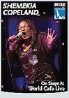 Shemekia Copeland - On Stage At World Cafe - Live (DVD, 2010)