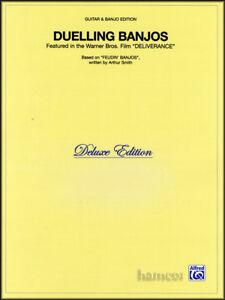 Duelling-Banjos-Banjo-TAB-amp-Guitar-TAB-Music-Booklet-Sheet-Music-Deliverance