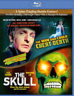 The Man Who Could Cheat Death/The Skull (Blu-ray Disc, 2011, 2-Disc Set)