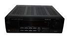 JVC RX 558VBK 5.1 Channel 500 Watt Receiver