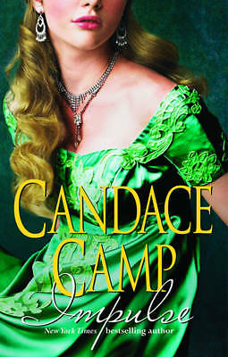 Impulse (Mills & Boon Special Releases), Camp, Candace, Very Good Book