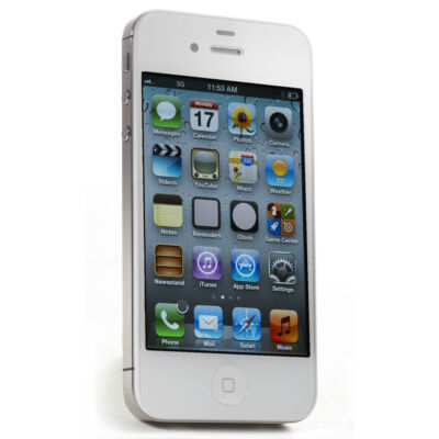 Apple  iPhone 4s - 8 GB - White - Smartphone