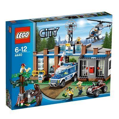 tempo libero Lego città nuovo nuovo nuovo Sealed Set Forest polizia Station 4440  scegli il tuo preferito