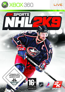 NHL  2k9 (Xbox 360)     (NEUWARE)      New