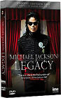 Michael Jackson - Legacy - The Definitive Biography (DVD, 2009)
