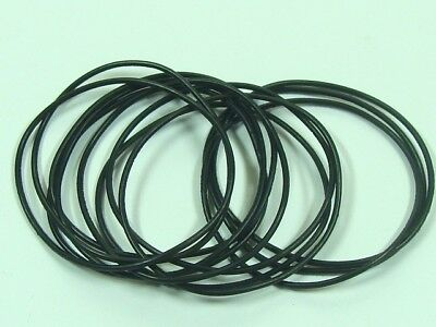 SEIKO Rubber O-Rings Backcase Gaskets for SMALL Diver's Ladies 4205 Watches