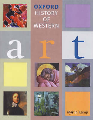 The Oxford History of Western Art-ExLibrary