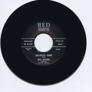 RED-MOORE-CRAWDAD-SONG-CLASSIC-PRIMITIVE-GUITAR-ROCKABILLY-BOPPER-REPRO