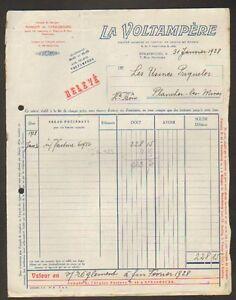 STRASBOURG-67-USINE-de-MATERIEL-ELECTRIQUE-034-LA-VOLTAMPERE-034-en-1928