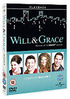 Will And Grace - Series 1 - Complete (DVD, 2011, 4-Disc Set)