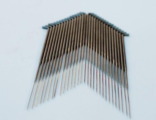 100 X heidifeathers Triangular fieltrar Agujas