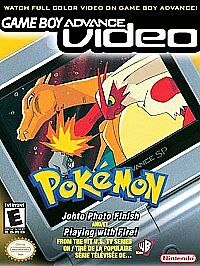 GBA Video: Pokemon -- Johto Photo Finish and Playing...