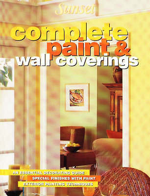 Complete Paint and Wall Covering, , Used; Very Good Book