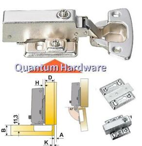 hydraulic hinges for kitchen cabinets cabinet hydraulic hinge heavy duty 92 deg 12 pack ebay 17456