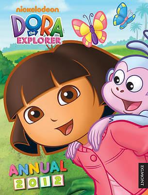 VARIOUS, Dora the Explorer Annual 2012 (Annuals 2012),  Book