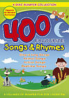 400 Favourite Songs and Rhymes Bumper Collection (DVD, 2011, 4-Disc Set)