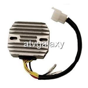 yamaha yzr600r diagram 98 cdi box wiring electrosport regulator / rectifier yamaha grizzly 600 cdi ... #4