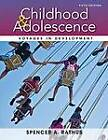 Childhood and Adolescence: Voyages in Development by Spencer a Rathus (Paperback / softback, 2013)