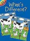 Whats Different? by Fran Newman-D' Amico (Paperback, 2003)