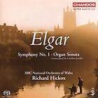 Sir Edward Elgar - Elgar: Symphony No. 1; Organ Sonata [SACD] (2007)